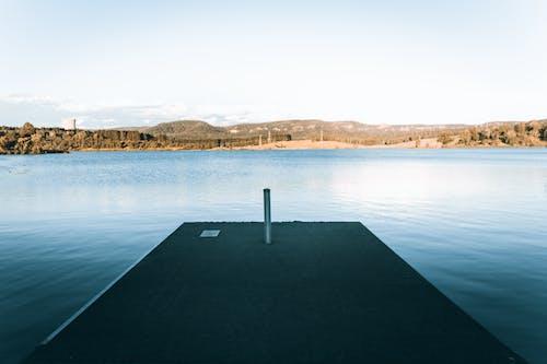 Free stock photo of blue, boat, canoe