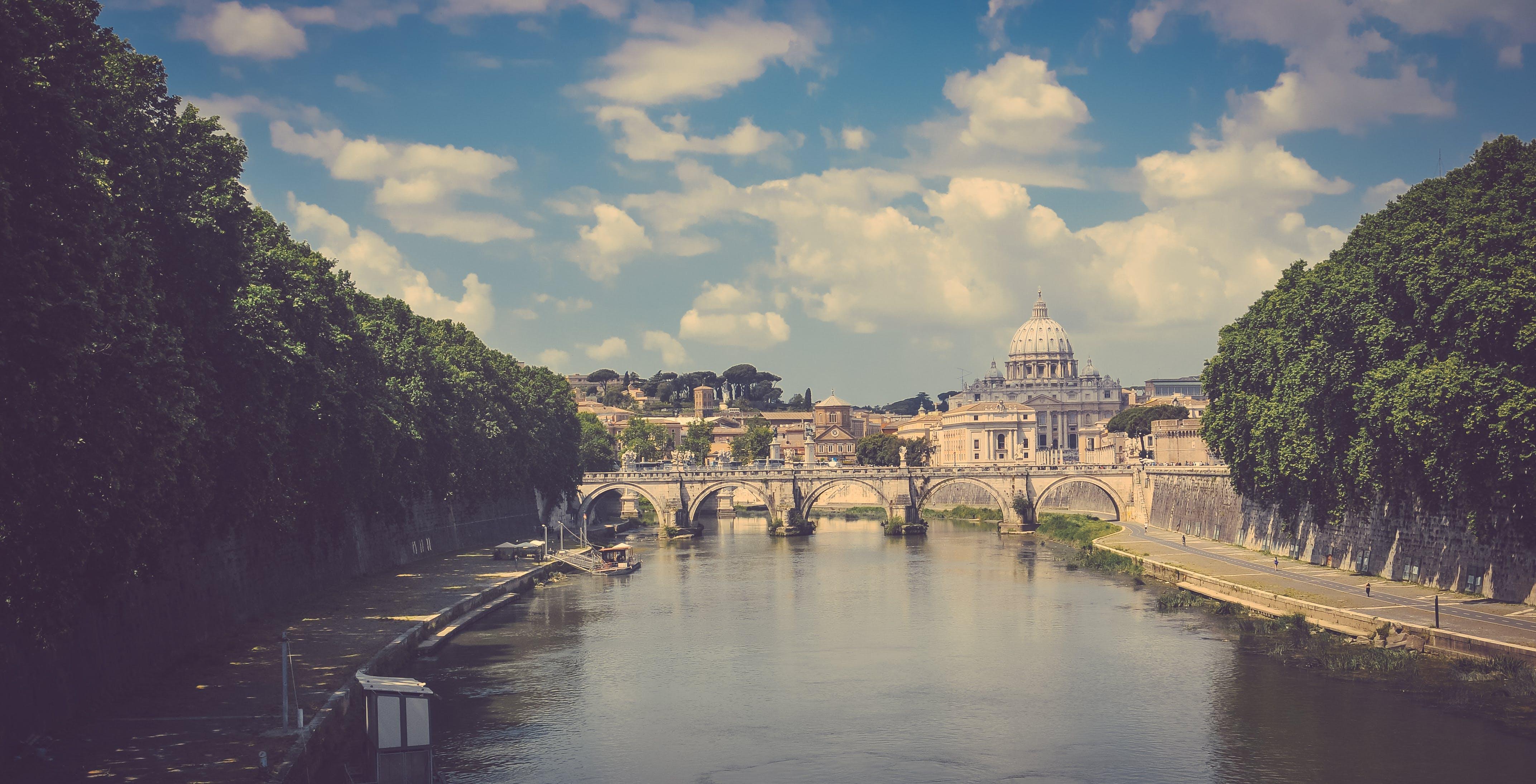 Kostenloses Stock Foto zu stadt, hauptstadt, italien, historisch