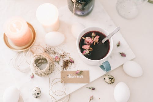 Black Tea With Hibiscus