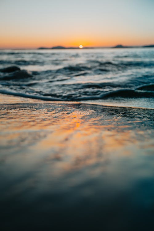 Ảnh lưu trữ miễn phí về biển, bình minh, bờ biển, cảnh biển