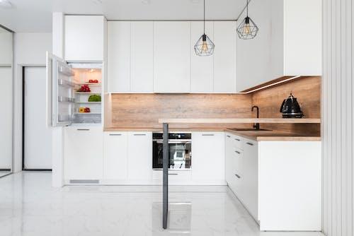 açık, apartman, buzdolabı içeren Ücretsiz stok fotoğraf