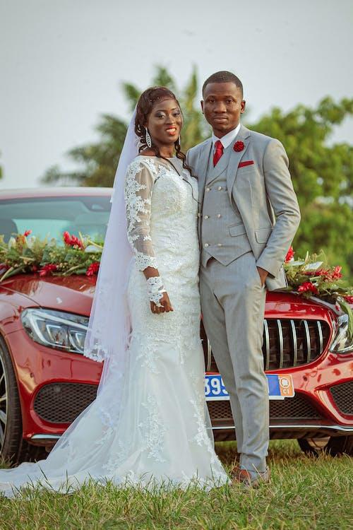 Photo Newlywed Couple