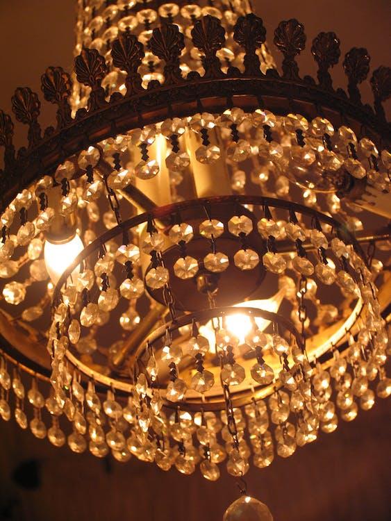 Ingyenes stockfotó csillár, dekor, dekoráció témában
