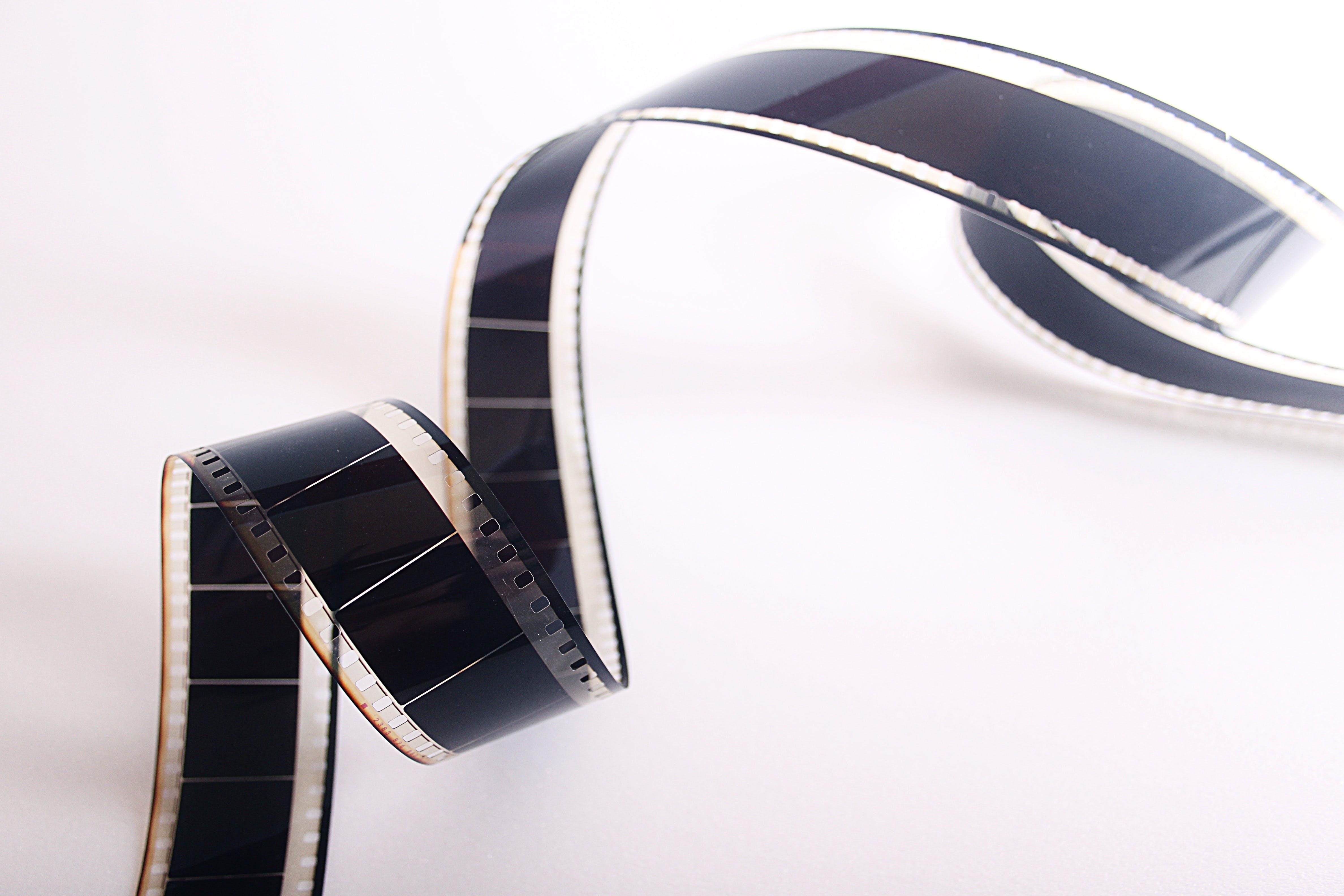 Kostenloses Stock Foto zu bild, bildschirm, entertainment, filmstreifen