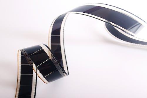 Foto d'estoc gratuïta de bobina, cinematografia, cinta adhesiva, corba
