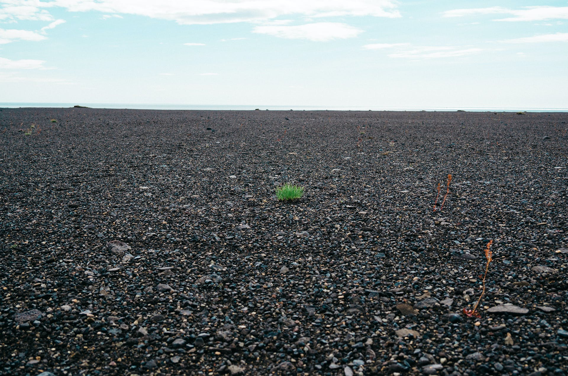 ground, pebbles, stones