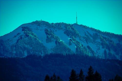 Photos gratuites de hiver, montagne, montagnes