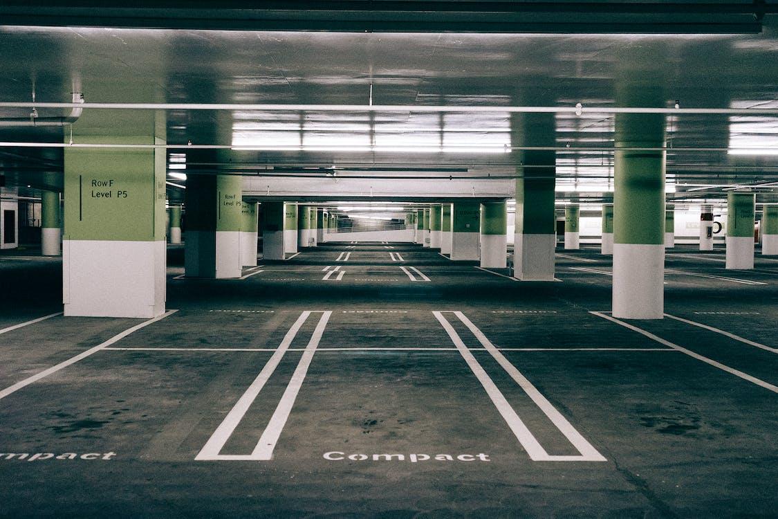 bãi đậu xe, bãi đậu xe nhiều tầng, bai đậu xe