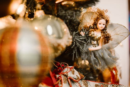 Free stock photo of advent, ball, bling