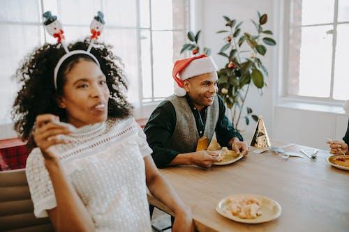 Δωρεάν στοκ φωτογραφιών με Άνθρωποι, αφροαμερικάνα γυναίκα, αφροαμερικανός άντρας
