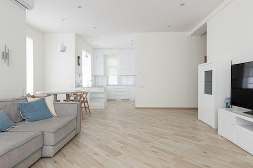 Darmowe zdjęcie z galerii z apartament, biały, dom
