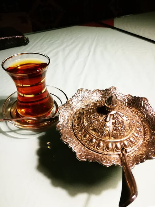 Free stock photo of Turkish Traditional Tea
