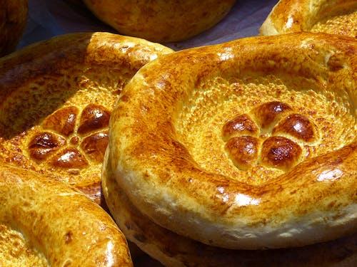 Foto profissional grátis de alimento, assados, massa folhada, pão