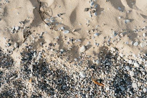 ビーチ, 小石, 石, 砂の無料の写真素材