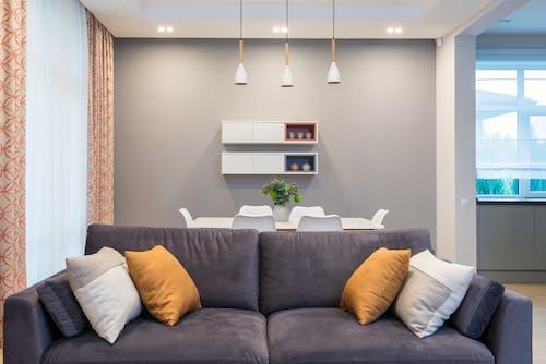 Kostenloses Stock Foto zu couch, dekor, dekoration