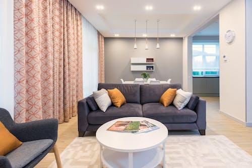 Darmowe zdjęcie z galerii z apartament, czasopismo, dekoracja