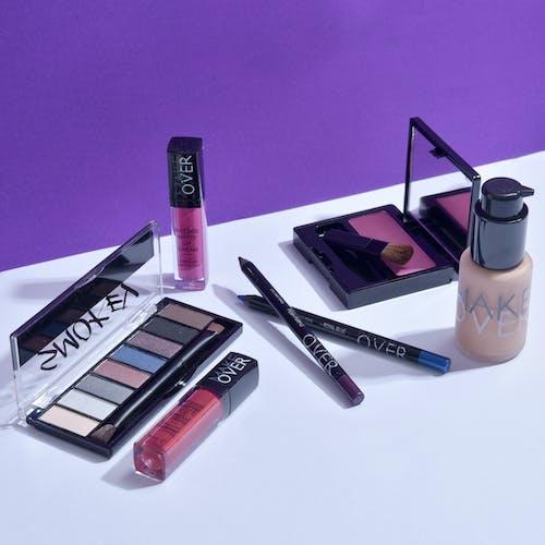 Free stock photo of application, blush, brush