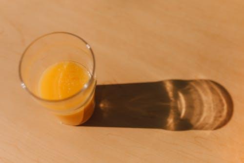 オレンジジュース, ガラス, かんきつ類の無料の写真素材