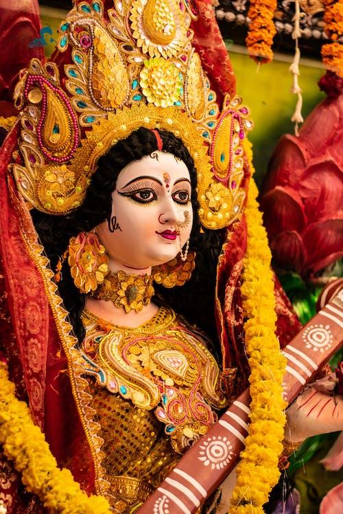 Photo of Durga Statue