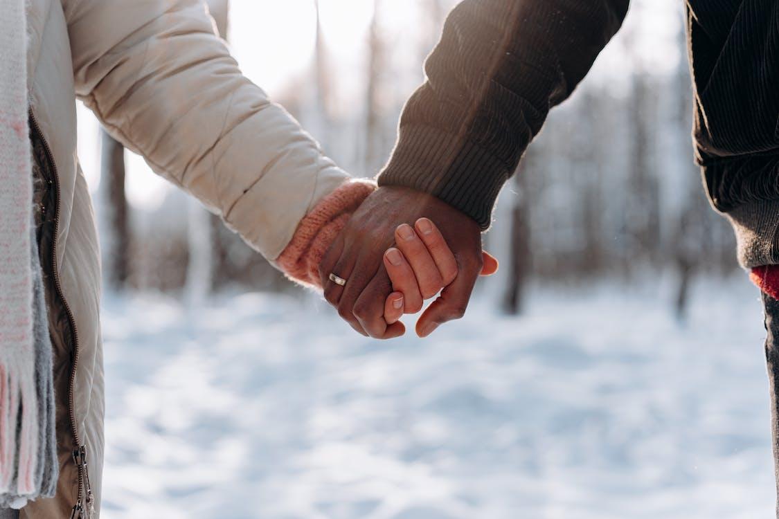 Free stock photo of affection, blur, bokeh