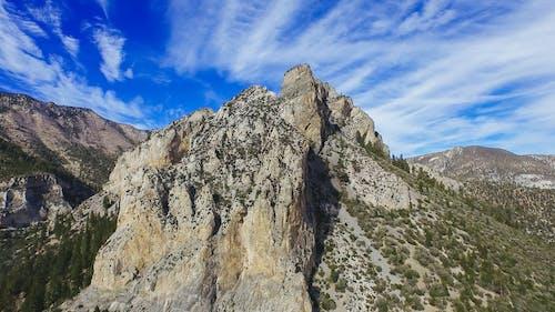 天性, 山, 摇滚, 景觀 的 免费素材照片