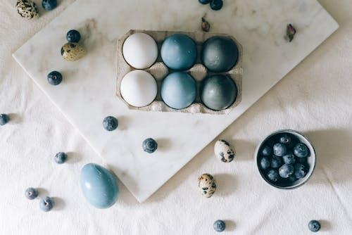 Δωρεάν στοκ φωτογραφιών με minimal, αυγά, αυγά ορτυκιών