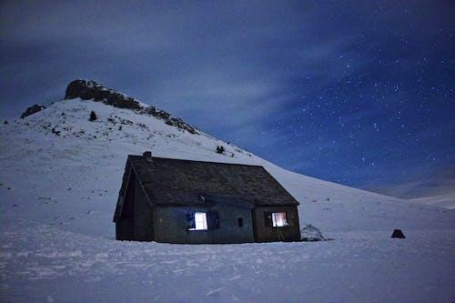 Photos gratuites de à distance, cabane, distant, éloigné