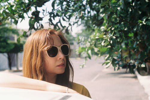 filmphotography, 人, 墨鏡 的 免費圖庫相片