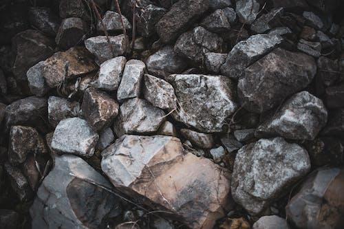 Free stock photo of close up gravel, close up rocks, gravel, gravel texture
