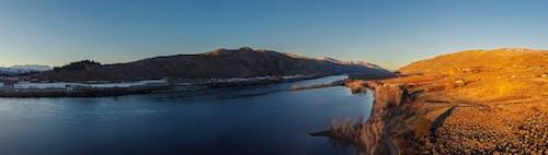 Free stock photo of blue hour, landscape, light