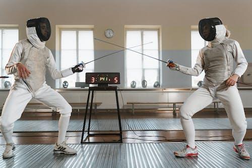 Immagine gratuita di allenamento, anonimo, atleti