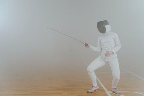 Immagine gratuita di allenamento, anonimo, atleta