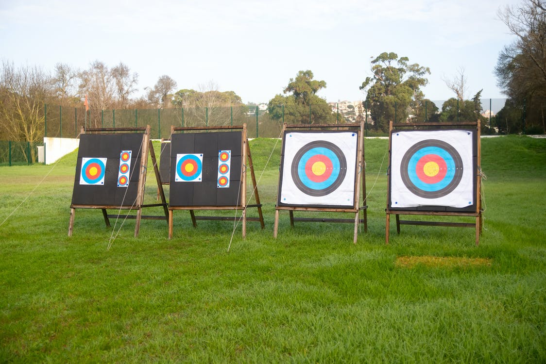 Free stock photo of accuracy, aim, archer