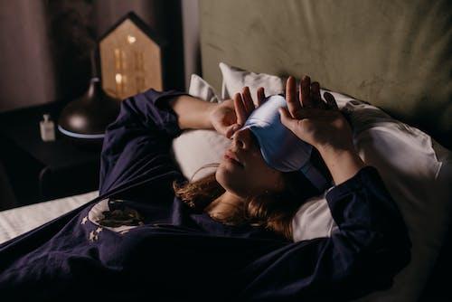 休息, 在家, 女人 的 免費圖庫相片
