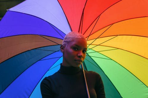 Fotos de stock gratuitas de cabello corto, colorido, de colores