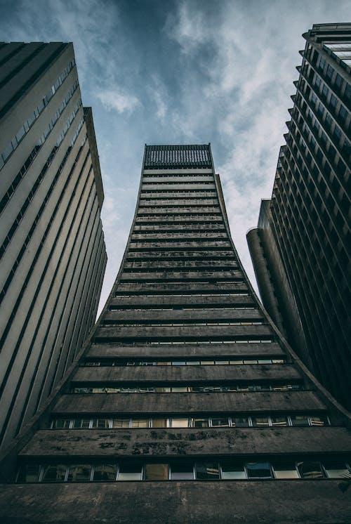 Бесплатное стоковое фото с архитектура, горизонт, здания, небоскребы