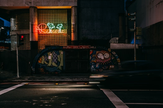 Kostenloses Stock Foto zu straße, graffiti, riviera