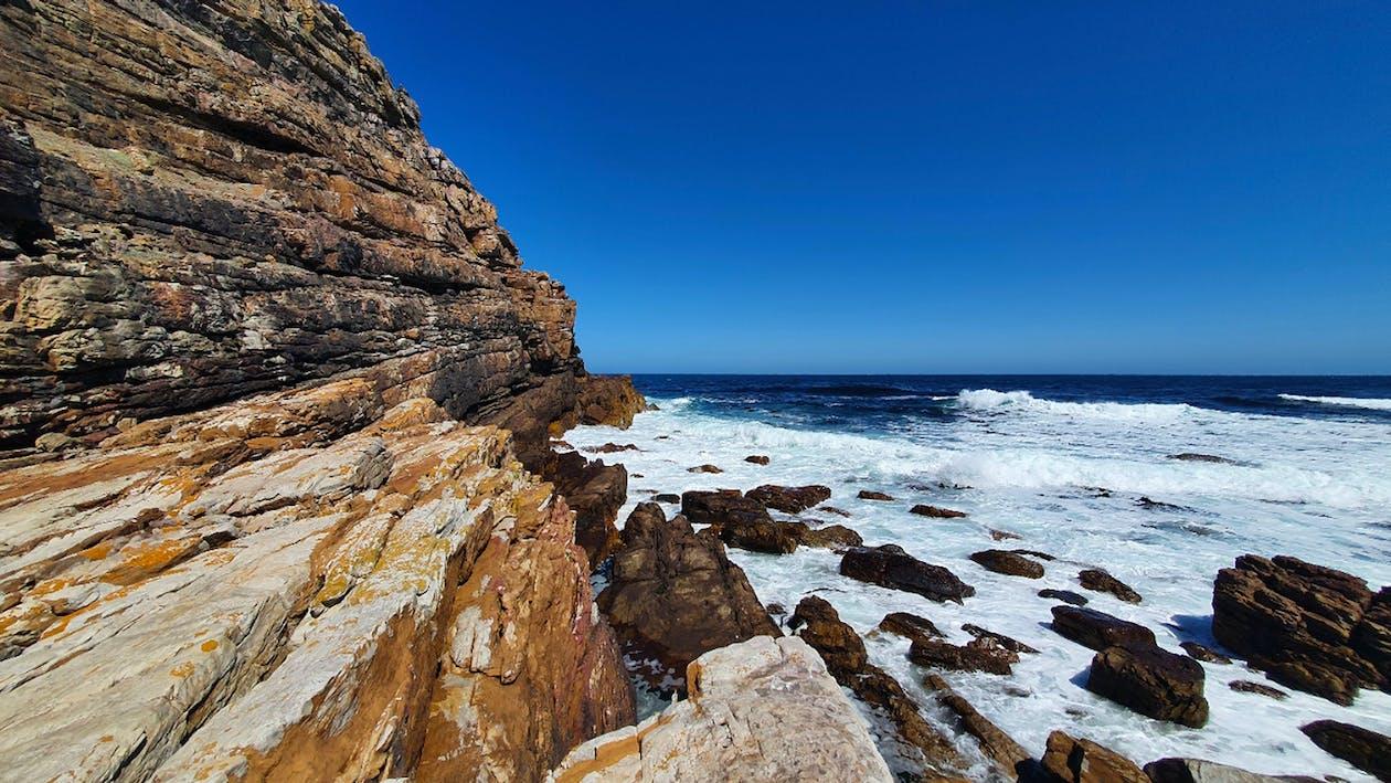 Cabo de Buena Esperanza, Historia, mar, ruta
