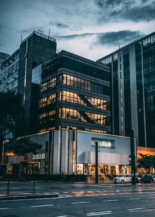 Foto d'estoc gratuïta de arquitectura, botiga, brasil, buldings