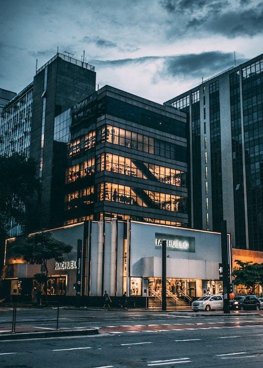architektúra, Brazília, budova