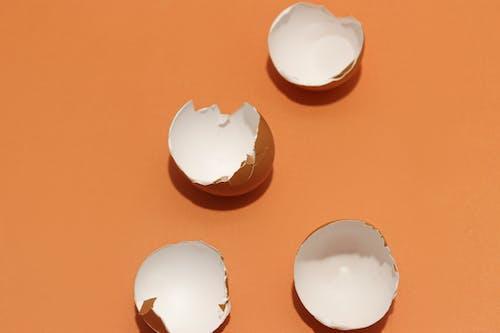 Kostenloses Stock Foto zu cholesterin, ei, eierschale