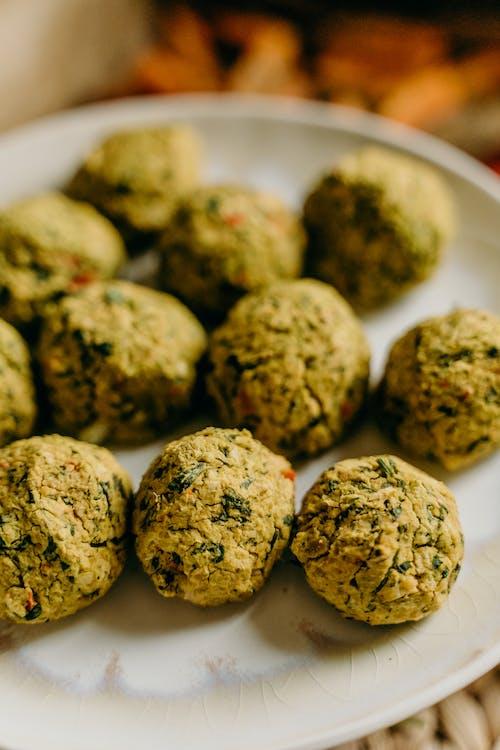 คลังภาพถ่ายฟรี ของ falafel, vegeterian, กระถาง, กัญชา