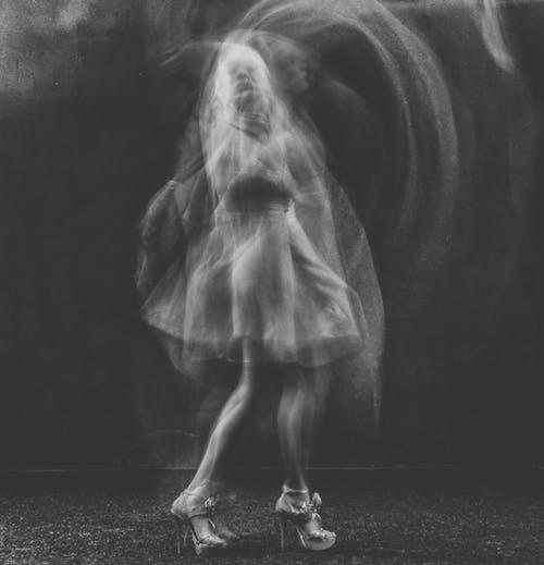 Darmowe zdjęcie z galerii z balerina, balet, baletnica, cielisty