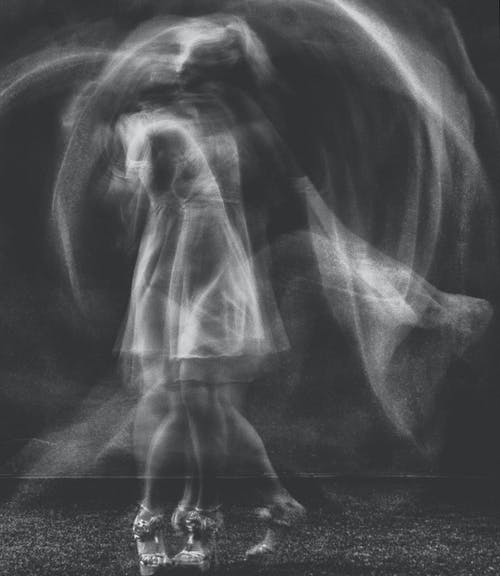 Darmowe zdjęcie z galerii z choroba, cielisty, cień, czarno-biały