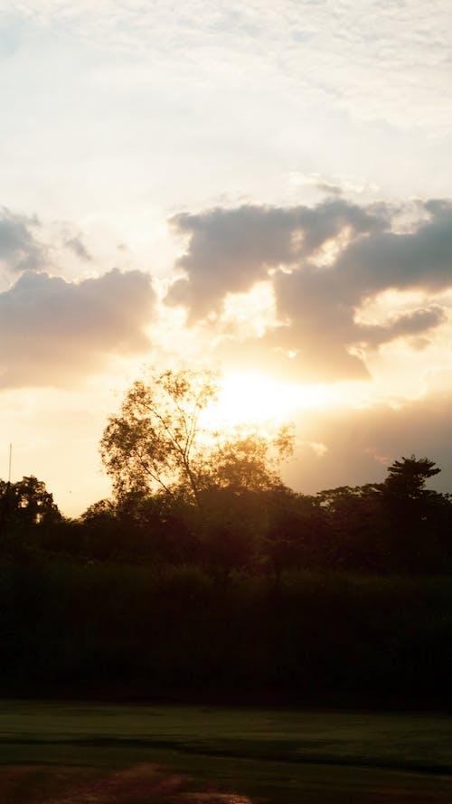 Free stock photo of beautiful sunset, country, vietnam