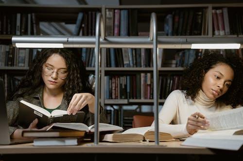 Araştırma, bilgi, ders çalışmak içeren Ücretsiz stok fotoğraf