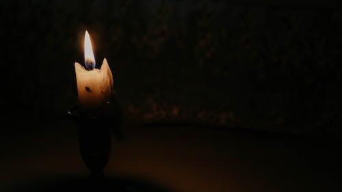 Free stock photo of beeswax, burning candle, burning candles