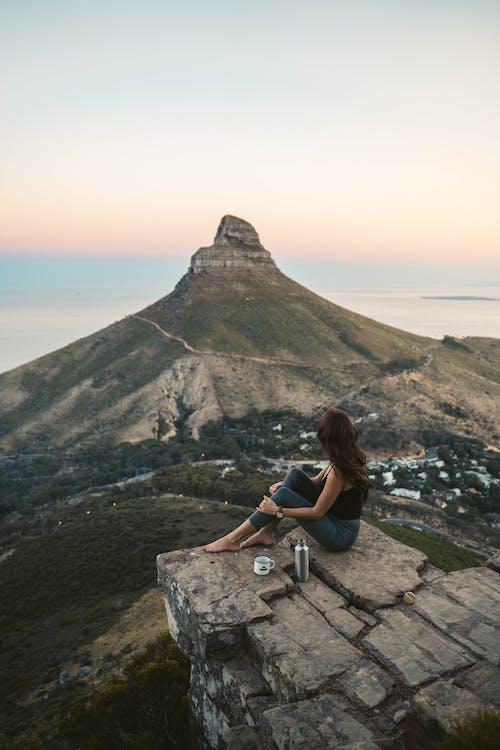 Free stock photo of adventure, adventurer, beautiful view