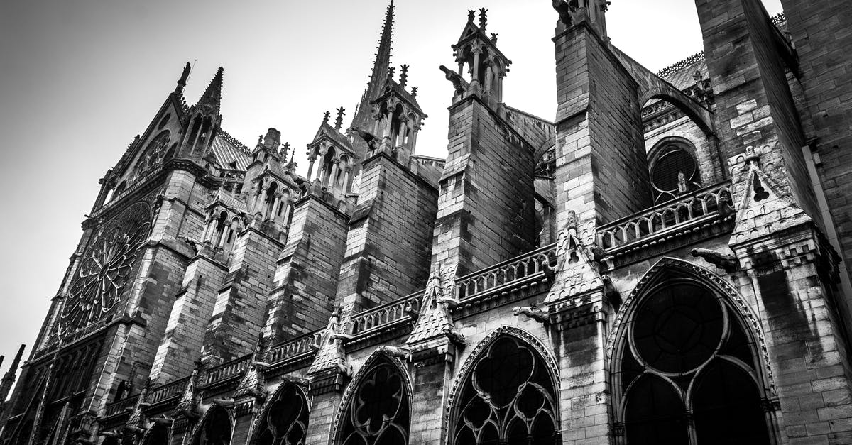 большей степени ретро фото готической архитектуры ничего прекрасней