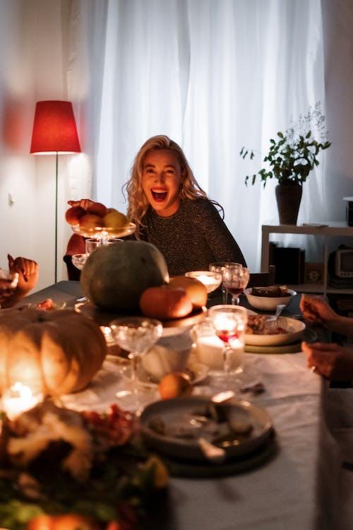 Fotos de stock gratuitas de Acción de gracias, banquete, celebración